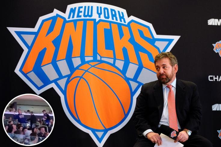 Фанаты «Нью-Йорк Никс» скандалят и требуют от Долана продать команду