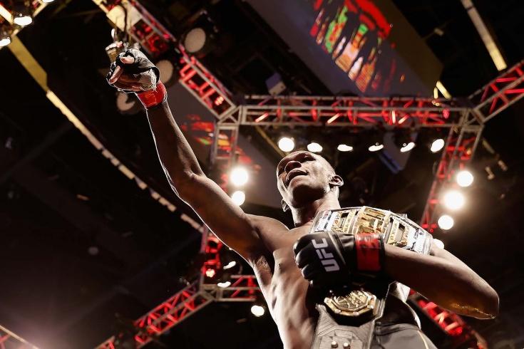 Исраэль Адесанья победил Марвина Веттори на турнире UFC 263, видео