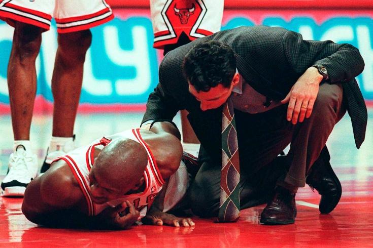 «Гриппозная игра» Майкла Джордана, третья игра финала НБА, «Чикаго» против «Юты»