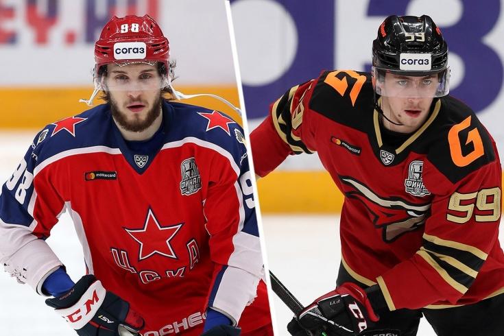 Российские новички в НХЛ-2021/2022, кто, где играют, какие перспективы, Мамин, Чинахов