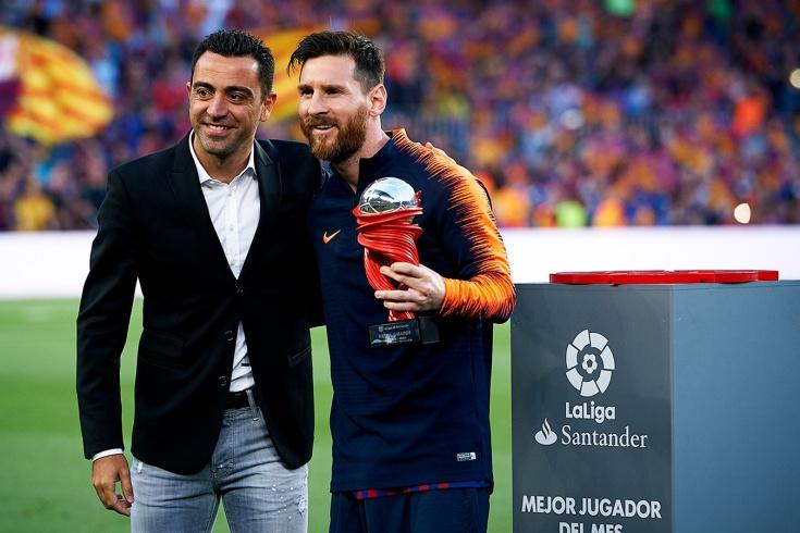 Хави отказал «Барселоне»