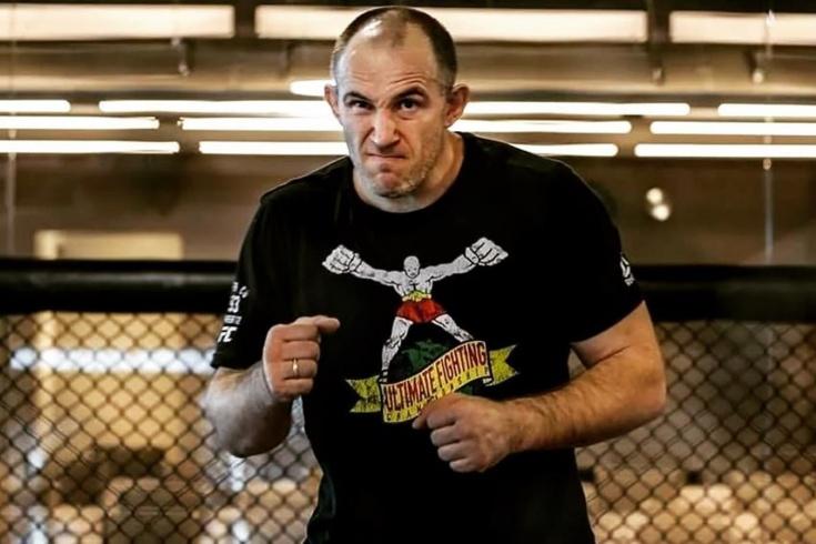 Интервью бойца Алексея Олейника о UFC 249