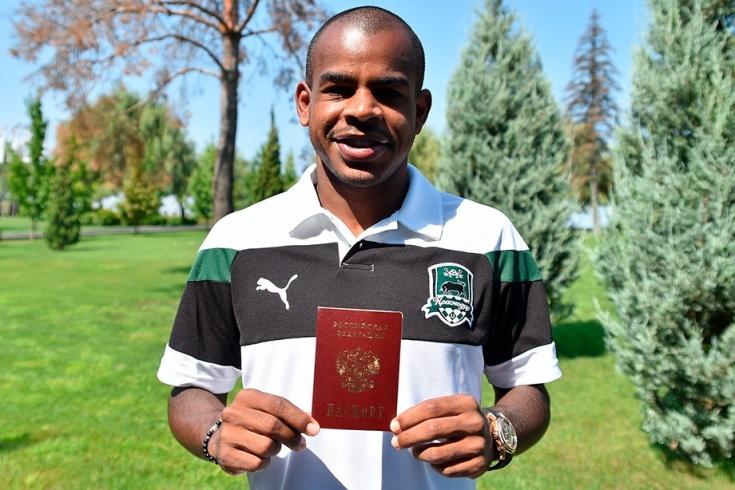 Легионеры РПЛ, получившие российский паспорт