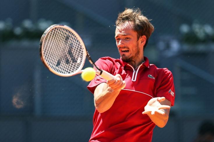 «Меня называют Гарри Каспаров тенниса». Даниил Медведев пытается «подружиться» с грунтом