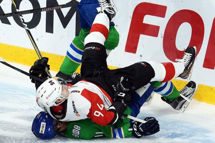 Прогноз на финалы конференций плей-офф КХЛ