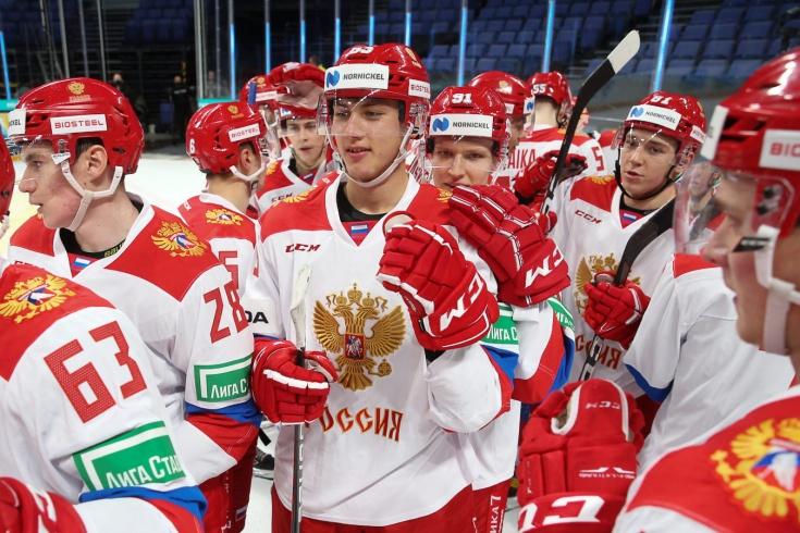 «С Чехией было легче всего». Молодёжь сборной России потеряла страх?