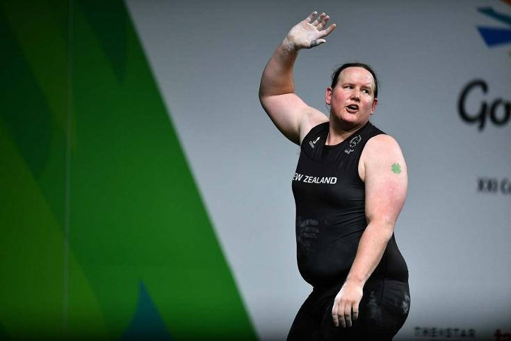 Мужчина, сменивший пол, поборется за медаль ОИ!