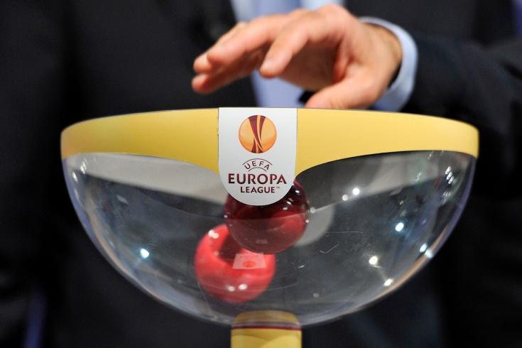 Жеребьёвка Лиги чемпионов и Лиги Европы. LIVE
