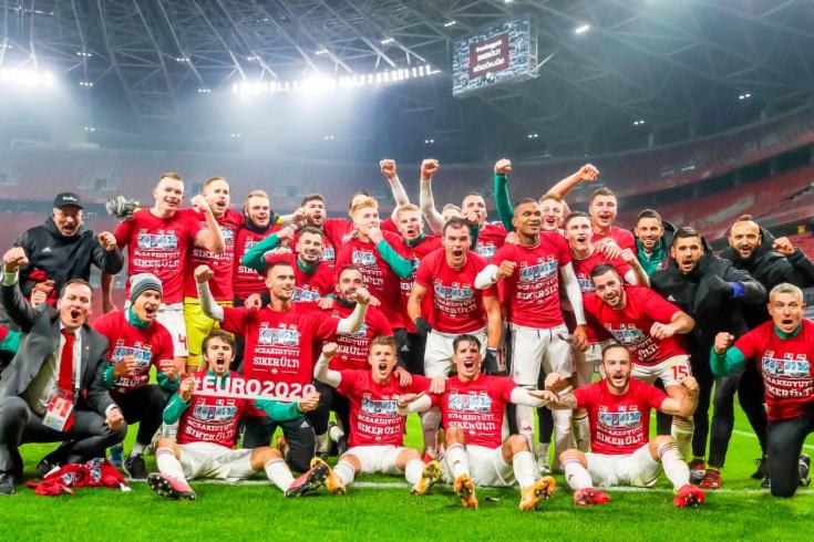 Финалы стыков Евро – красота! Венгры победили Исландию, несмотря на нелепую ошибку вратаря