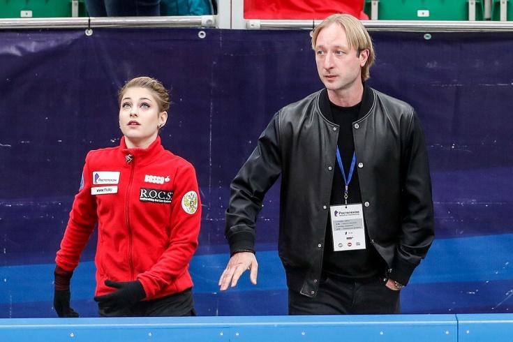 Плющенко вошёл в состав тренеров сборной