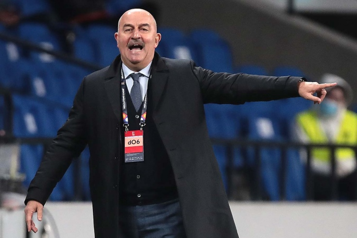 Возможна ли отставка главного тренера сборной России Станислава Черчесова