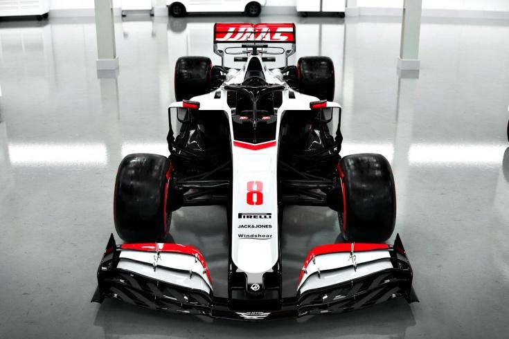 Представлена первая машина Формулы-1 2020 года