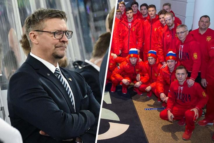 «Эти русские парни будут хороши в НХЛ». Финны боятся и уважают нашу сборную?