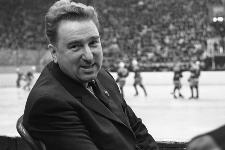 «Мудрый дядюшка американского хоккея». За что в США наградили великого Анатолия Тарасова