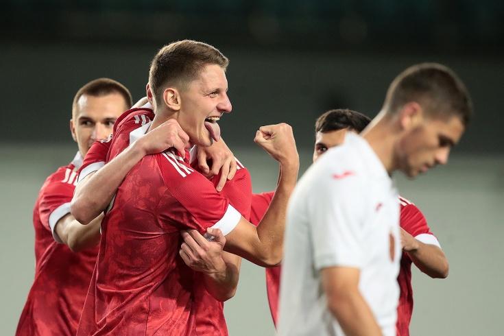Какая же симпатичная у нас молодёжка! Победа над Болгарией приблизила Россию к Евро-2021