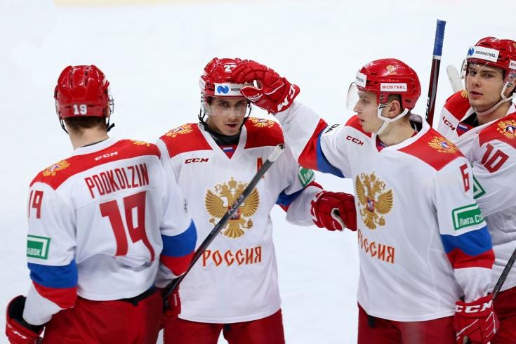Главный матч перед стартом МЧМ-2021! Россия – Канада. Онлайн