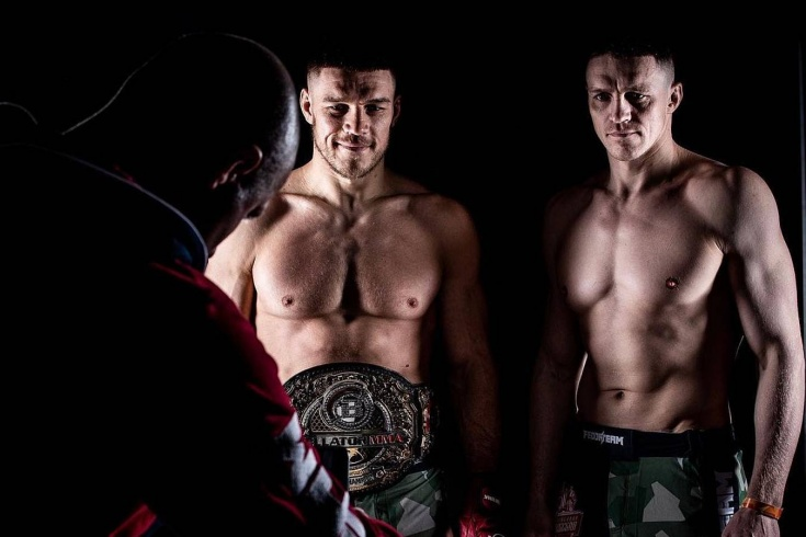 Bellator 257: Немков — Дэвис 2, когда бой, где смотреть онлайн трансляцию боя-реванша Немков — Дэвис, 16 апреля 2021
