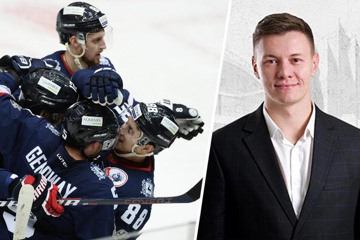 «Все почему-то решили, что я – человек статистики». Новый человек в российском хоккее