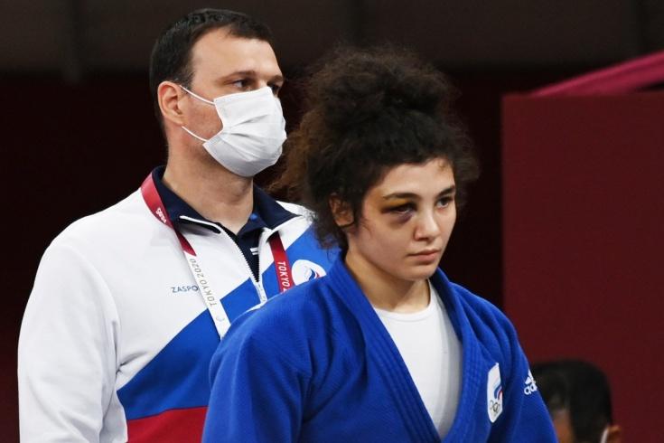 Неудача дзюдоистов на Олимпиаде