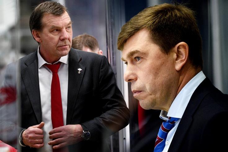 Знарок или Кудашов возглавит «Динамо»?