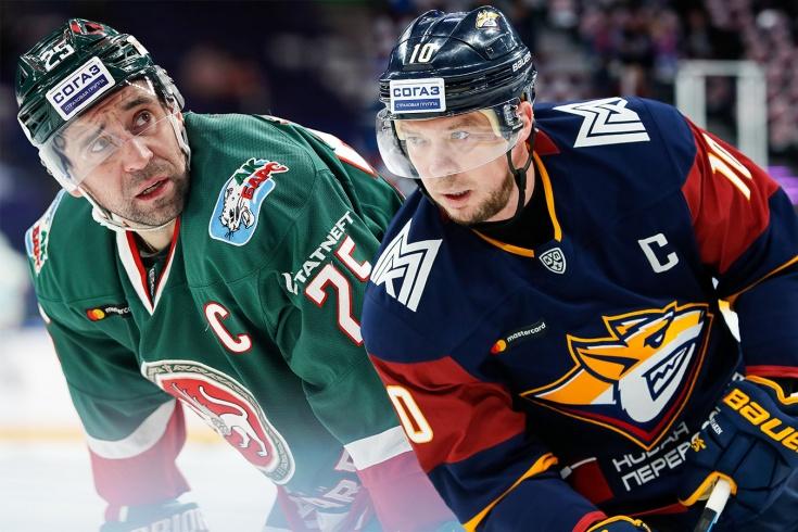 8 звёздных ветеранов КХЛ, у которых нет контрактов на сезон-2020/2021