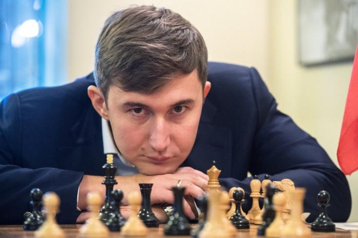 Американец побил рекорд Сергея Карякина