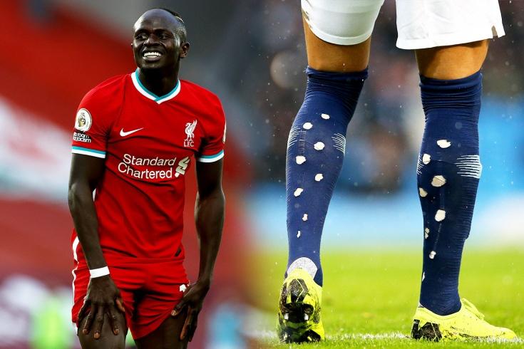 Футболисты используют масло, мази и краску. Как это помогает в игре