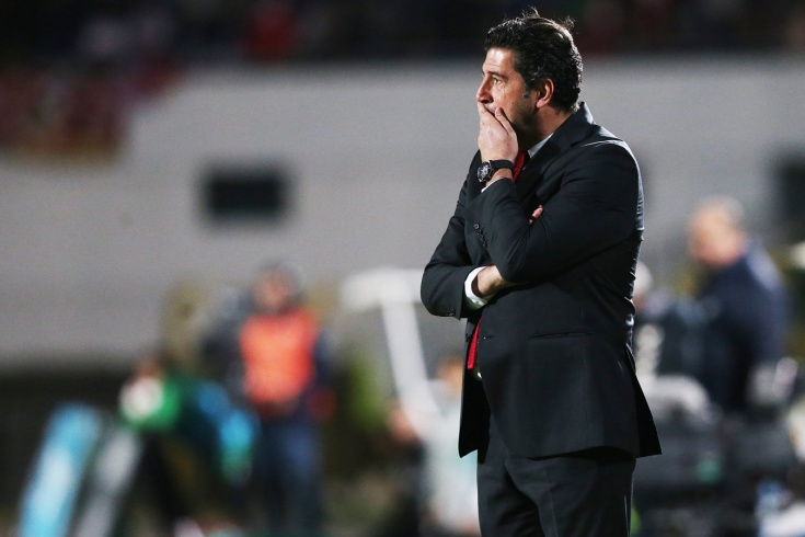 Нового тренера «Спартака» уже жалко. Репутацию Витории прибили ещё до его назначения