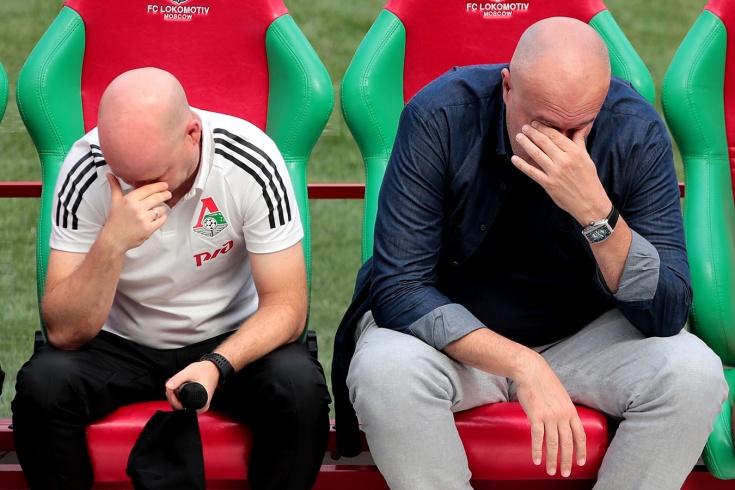 Ожидаемый итог встречи «Локо» с болельщиками: Кикнадзе вскипел, игроки тоже