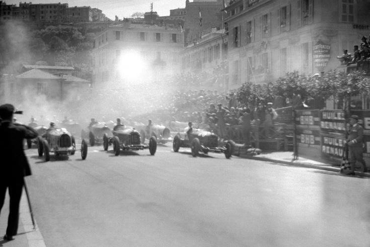 История Гран-при Монако