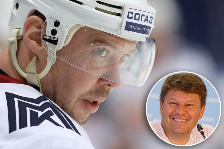 Известные хоккеисты КХЛ, потерявшие деньги