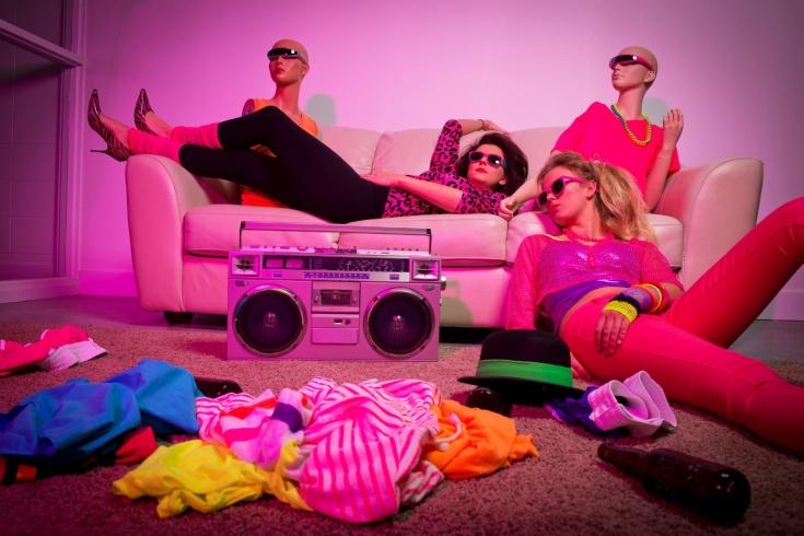 Что было модно в 80-х и 90-х? Спортивный стиль