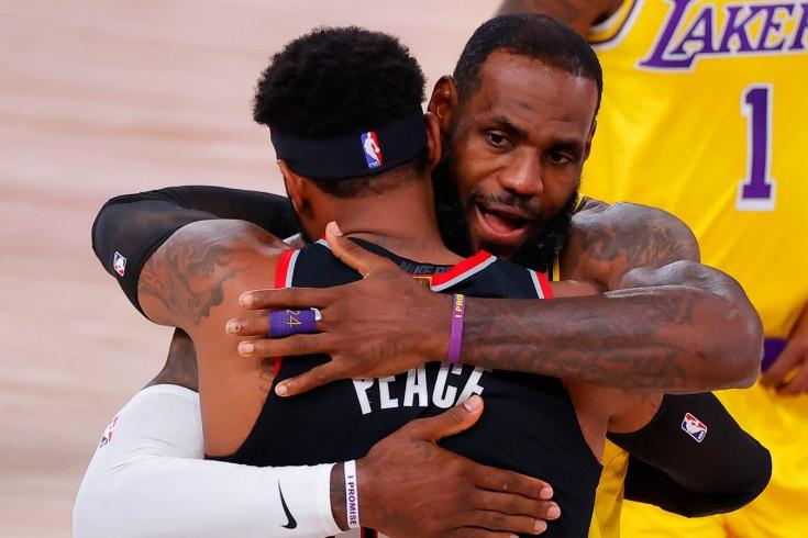 Леброн переписал историю НБА. И зачем вообще было устраивать бойкот?