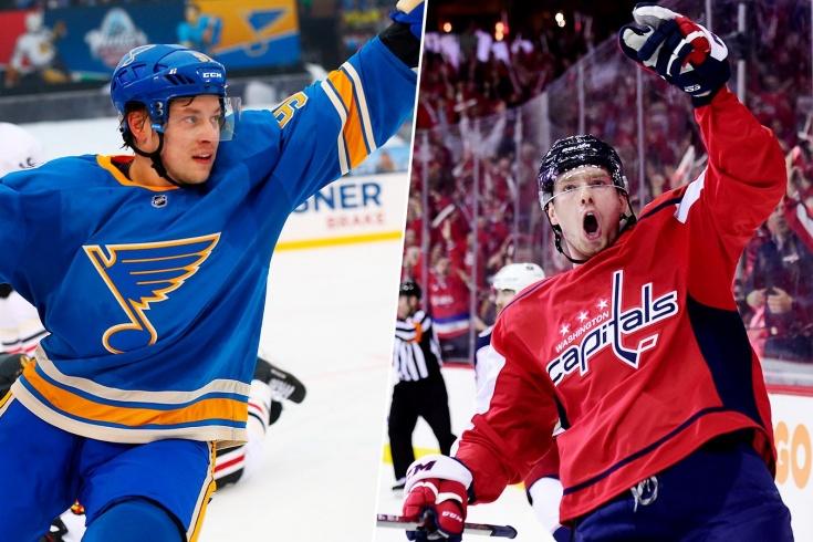 Тарасенко могут «махнуть» на Кузнецова? Насколько реален суперобмен двух русских в НХЛ