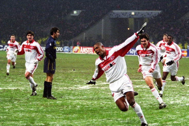 20 лет назад «Спартак» разгромил «Арсенал» в Лиге чемпионов, как это было