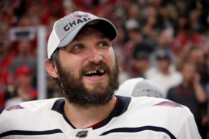 Александр Овечкин признан лучшим игроком НХЛ в сво