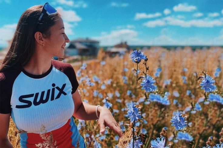 Российская биатлонистка Анастасия Шевченко – лучшие фото. Войдёт ли она в состав сборной России?