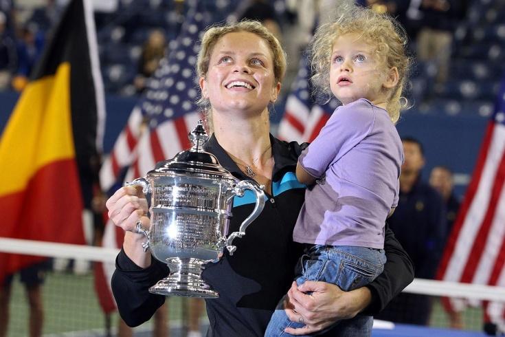 Как Клейстерс, Серена, Азаренко, Звонарёва и другие теннисные мамы вернулись на корт