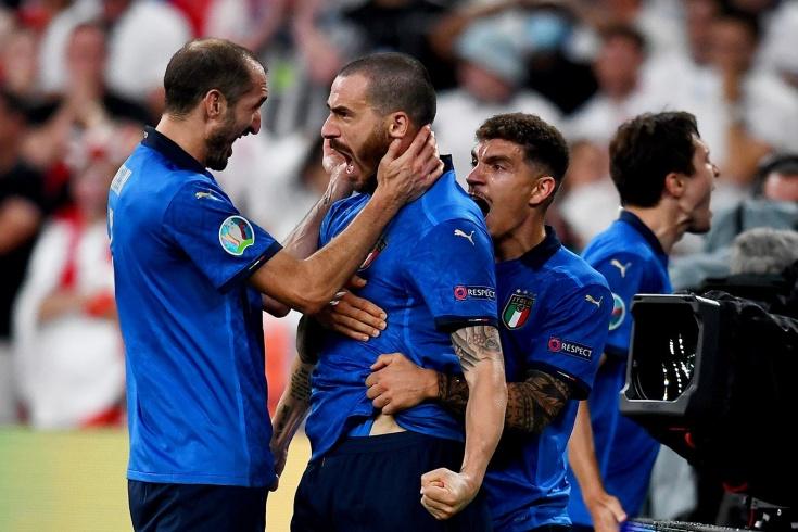 Финал Евро 2020. Англия - Италия [Футбол]