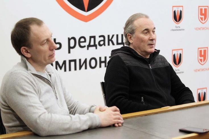 Агенты Юрий Николаев и Александр Черных – о Ковальчуке, Зарипове и трансферах