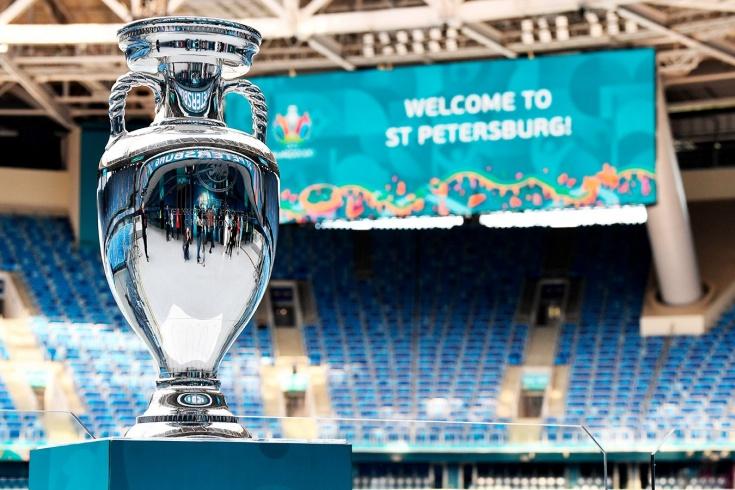 Все стадионы Чемпионата Европы 2020
