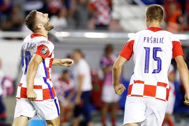 Главный конкурент России — очень мощный. Хорватия крупно победила, а Влашич забил