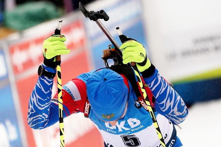 Российские биатлонисты верят в успешное выступление на чемпионате мира в Антхольце