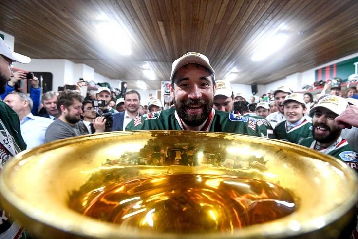 Нападающий Данис Зарипов завершит карьеру хоккеиста после сезона-2021/2022