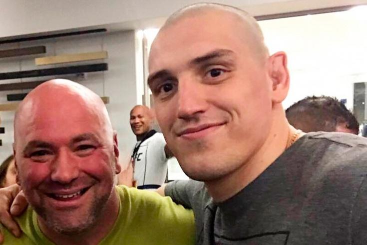 Экс-боец UFC Дмитрий Сосновский осуждён на 8,5 лет исправительной колонии строго режима за похищение человека