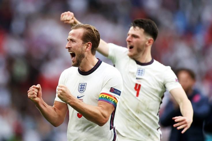 Англия – Германия — 2:0