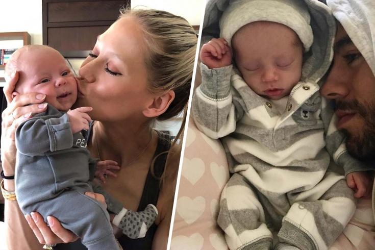 «Папина дочка и мамин сынок». Курникова и Иглесиас отметили трёхлетие своих близнецов