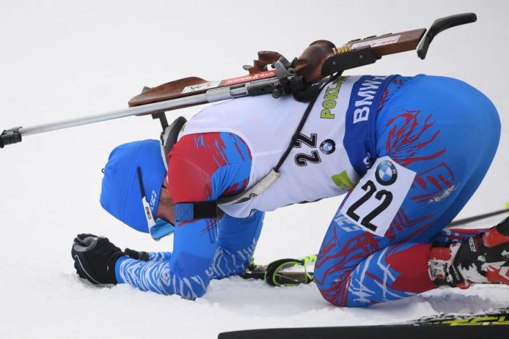 Евгений Гараничев опоздал на гонку и пропустил её