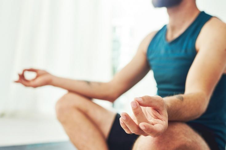 Чем йога полезна для мужчин?