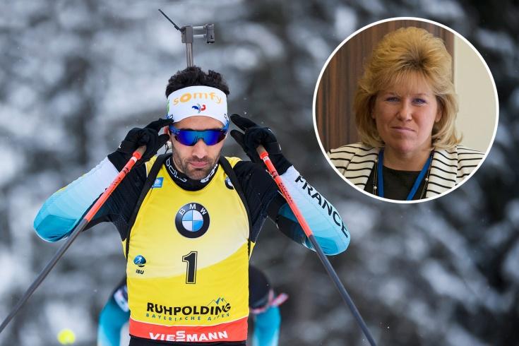 Мартен Фуркад грозит судом олимпийской чемпионке по биатлону Анфисе Резцовой
